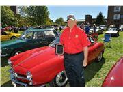 1960 Alfa Romeo Giulietta Sprint Speciale for sale in Los Angeles, California 90063