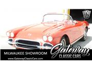 1962 Chevrolet Corvette for sale in Kenosha, Wisconsin 53144