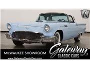 1957 Ford Thunderbird for sale in Kenosha, Wisconsin 53144