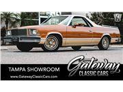 1978 Chevrolet El Camino for sale in Ruskin, Florida 33570