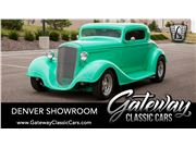 1934 Chevrolet Coupe for sale in Englewood, Colorado 80112