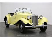 1953 MG TD for sale in Los Angeles, California 90063