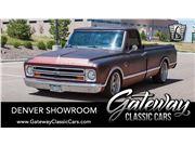 1967 Chevrolet C10 for sale in Englewood, Colorado 80112