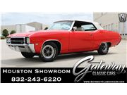 1969 Buick GS for sale in Houston, Texas 77090