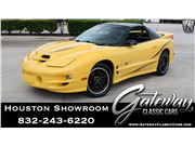2002 Pontiac Trans Am for sale in Houston, Texas 77090
