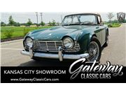 1964 Triumph TR4 for sale in Olathe, Kansas 66061