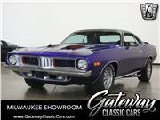 1973 Plymouth Cuda for sale in Kenosha, Wisconsin 53144