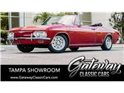 1965 Chevrolet Corvair for sale in Ruskin, Florida 33570
