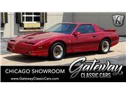 1988 Pontiac Firebird for sale in Crete, Illinois 60417