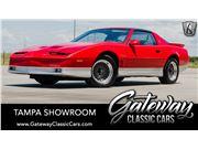 1987 Pontiac Firebird / Trans AM for sale in Ruskin, Florida 33570