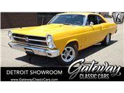 1966 Ford Fairlane for sale in Dearborn, Michigan 48120