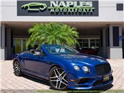 2018 Bentley Continental Supersports for sale in Naples, Florida 34104
