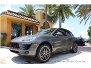 2016 Porsche Macan for sale in Deerfield Beach, Florida 33441