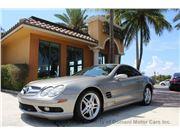 2006 Mercedes-Benz SL-Class for sale in Deerfield Beach, Florida 33441