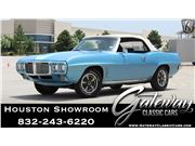1969 Pontiac Firebird for sale in Houston, Texas 77090