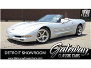 2000 Chevrolet Corvette for sale in Dearborn, Michigan 48120
