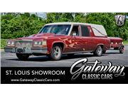 1984 Cadillac Fleetwood for sale in OFallon, Illinois 62269