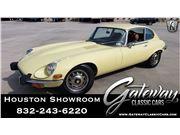 1973 Jaguar XKE for sale in Houston, Texas 77090
