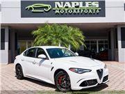2019 Alfa Romeo Giulia Quadrifoglio for sale in Naples, Florida 34104