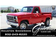 1984 Ford F150 for sale in Houston, Texas 77090