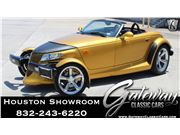 2002 Plymouth Prowler for sale in Houston, Texas 77090