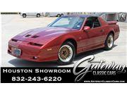 1989 Pontiac Firebird / Trans AM for sale in Houston, Texas 77090