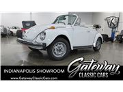 1979 Volkswagen Super Beetle for sale in Indianapolis, Indiana 46268