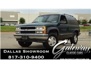 1997 Chevrolet Tahoe for sale in DFW Airport, Texas 76051