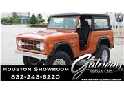 1973 Ford Bronco for sale in Houston, Texas 77090