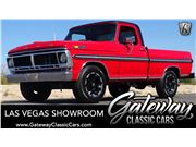 1972 Ford F100 for sale in Las Vegas, Nevada 89118