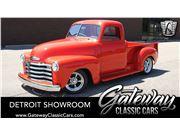 1950 Chevrolet 3100 for sale in Dearborn, Michigan 48120