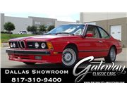 1988 BMW M6 for sale in DFW Airport, Texas 76051