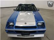 1986 Dodge Shelby Charger for sale in Kenosha, Wisconsin 53144