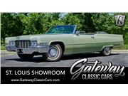 1969 Cadillac DeVille for sale in OFallon, Illinois 62269