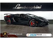 2016 Lamborghini Aventador SV Roadster for sale in Richardson, Texas 75080