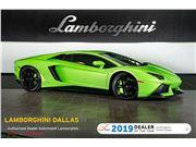 2013 Lamborghini Aventador for sale in Richardson, Texas 75080