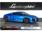 2018 Audi R8 V10 Coupe RWS for sale in Richardson, Texas 75080