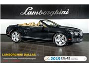 2012 Bentley Continental GTC for sale in Richardson, Texas 75080