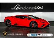 2020 Lamborghini Huracan EVO 2WD for sale in Richardson, Texas 75080