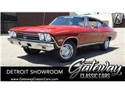 1968 Chevrolet Chevelle for sale in Dearborn, Michigan 48120