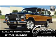 1983 Jeep Grand Wagoneer for sale in DFW Airport, Texas 76051