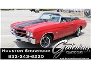 1970 Chevrolet Chevelle for sale in Houston, Texas 77090