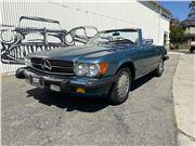1987 Mercedes-Benz 560SL for sale in Pleasanton, California 94566