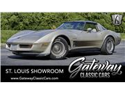 1982 Chevrolet Corvette for sale in OFallon, Illinois 62269