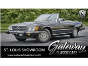 1977 Mercedes-Benz 450SL for sale in OFallon, Illinois 62269
