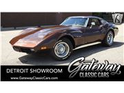 1974 Chevrolet Corvette for sale in Dearborn, Michigan 48120