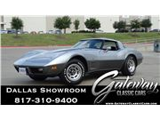1978 Chevrolet Corvette for sale in DFW Airport, Texas 76051