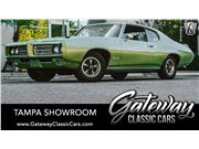 1969 Pontiac GTO for sale in Ruskin, Florida 33570