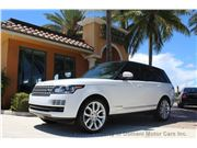 2015 Land Rover Range Rover for sale in Deerfield Beach, Florida 33441