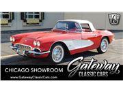 1961 Chevrolet Corvette for sale in Crete, Illinois 60417